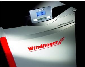 Windhager biomass boiler installed with Green Deal Funding