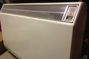 Old electric storage heaters can be replaced with a free storage heaters grant
