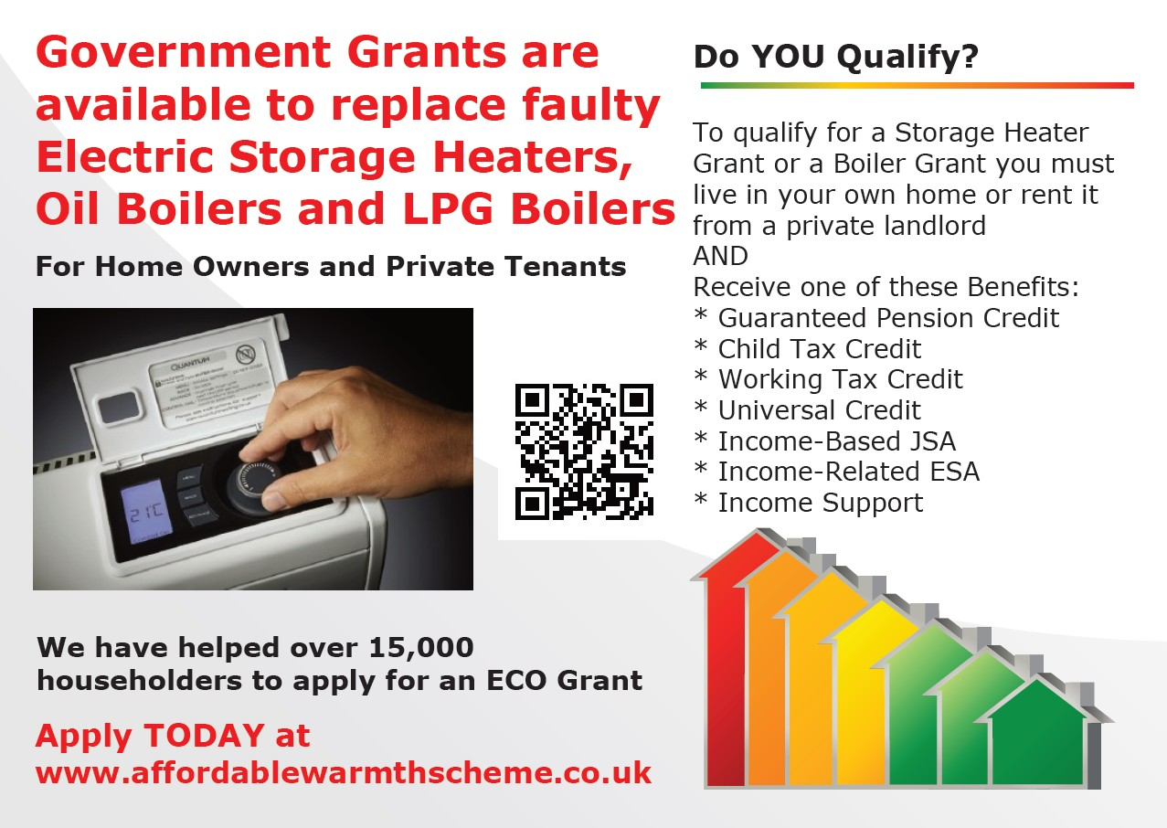 Lpg Boiler Grants 2017 From The Government S Eco Scheme