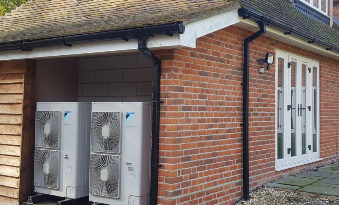 Air Source Heat Pump Grants in Scotland, England and Wales
