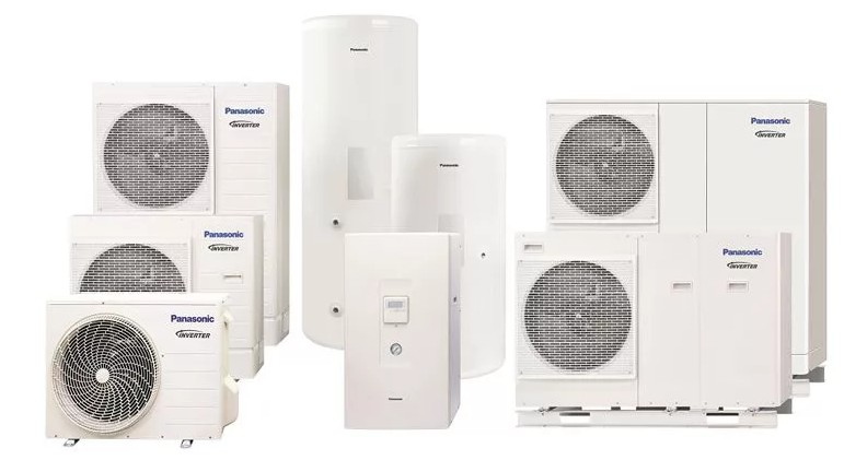 Panasonic Air Source Heat Pump Grants in Scotland