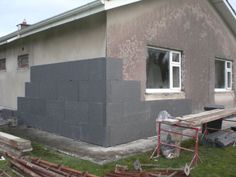 Green Homes Grant will help to pay for external wall insulation