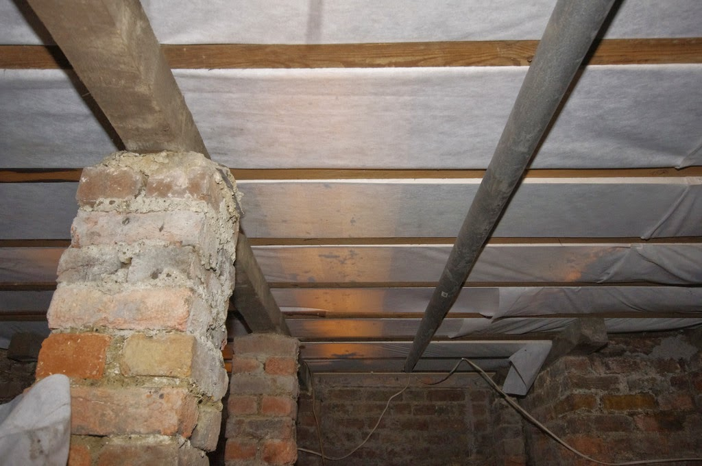 Green Homes Grant will help to pay for under floor insulation